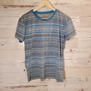 AEO short sleeve stripe tee